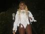 Ludmilla entra na Avenida aos gritos de 'Kátia' e fala sobre Beyoncé