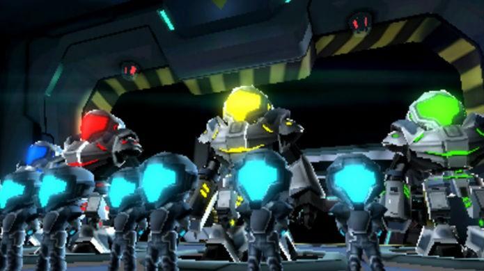 Metroid Prime Federation Force é um ótimo acréscimo à franquia (Foto: Divulgação / Nintendo)