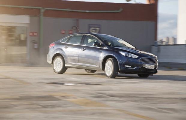 Ford Focus Sedan 2016 (Foto: Fabio Aro)