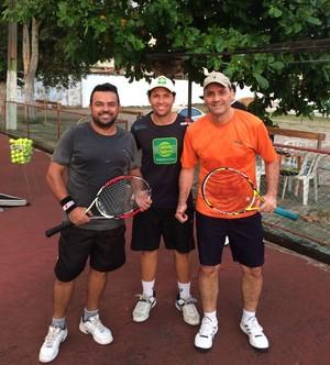 Circuito Paraense de Tênis (Foto: Divulgação)
