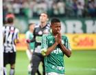 Palmeiras x Santos Gabriel Jesus
