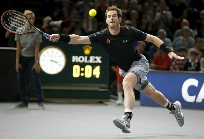Andy Murray x Novak Djokovic Masters 1000 (Foto: Reuters)