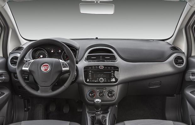 Fiat Punto Série SP (Foto: Fiat)