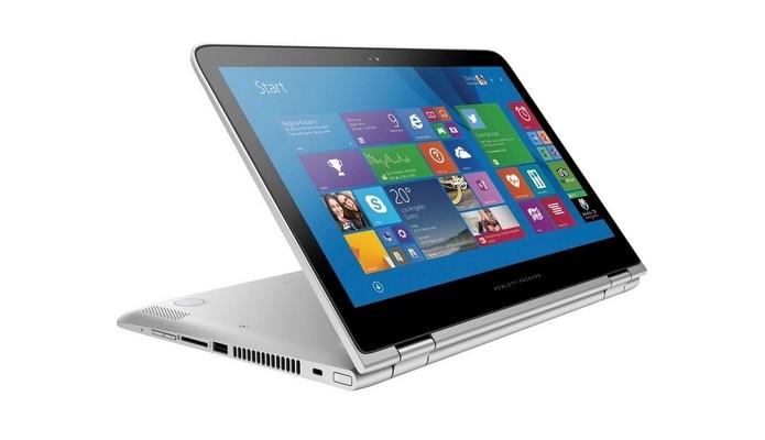 Notebook 2 em 1 HP Pavilion x360 13-S104BR (Foto: Divulgação/HP)