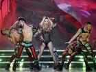 Britney Spears inicia temporada de dois anos de shows em Las Vegas