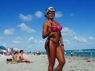 Ângela Bismarchi reclama de Miami: 'Só encontrei gente cafona'