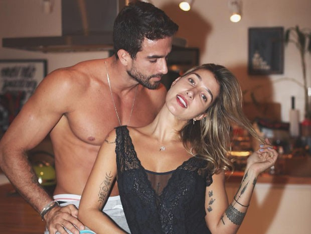 Erasmo Viana e Gabriela Pugliesi (Foto: Reprodução/Instagram)