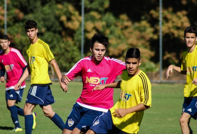 Academia de futebol em Brasília incentiva o estudo por bolsa nos EUA ae5c864e3de97