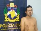 Deficiente dirigia para comparsas suspeitos de roubos em RR, diz polícia
