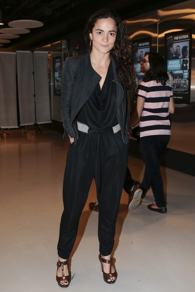 Alice Braga (Foto: Rafael Cusato/BrazilNews)