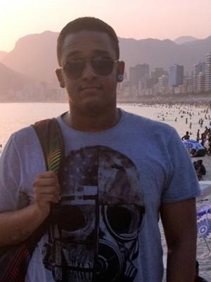 Matheus Ambrósio Malaquias, de 18 anos, tentou durante nove horas se inscrever no site do Enem (Foto: Arquivo Pessoal/Matheus Ambrósio Malaquias)