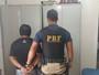 PRF prende homem procurado pela Justi�a de Roraima por estupro