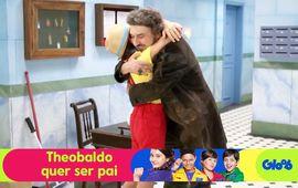 Theobaldo quer ser pai