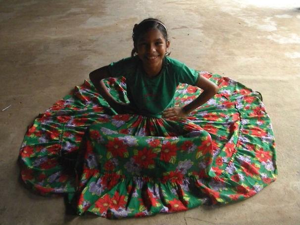 Projeto de Dança Escola Caruanas (Foto: Divulgação)