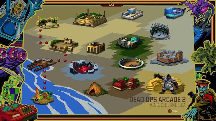 Campanha de Dead Ops 2 rende boas horas de diversão (Foto: Reprodução/Victor Teixeira)