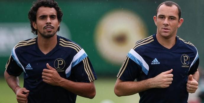Diogo Josimar Palmeiras (Foto: Cesar Greco/Ag Palmeiras/Divulgação)