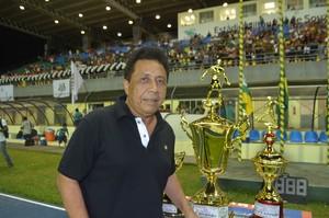 Paulo Rodrigues; Futebol; Amapá (Foto: Gabriel Penha/GE-AP)