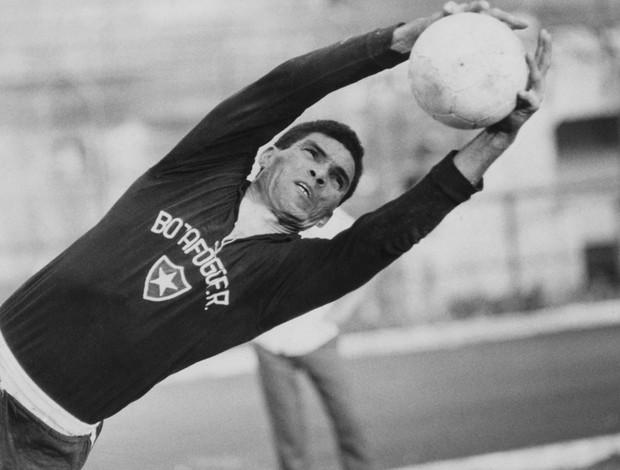Manga ex-goleiro Botafogo (Foto: Ag. Estado)