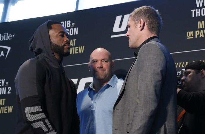 Rashad Evans x Dan Kelly; UFC 209 (Foto: Evelyn Rodrigues)