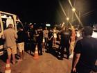 Blitz recolhe 28 carteiras de motorista na saída das baladas, no Norte da Ilha