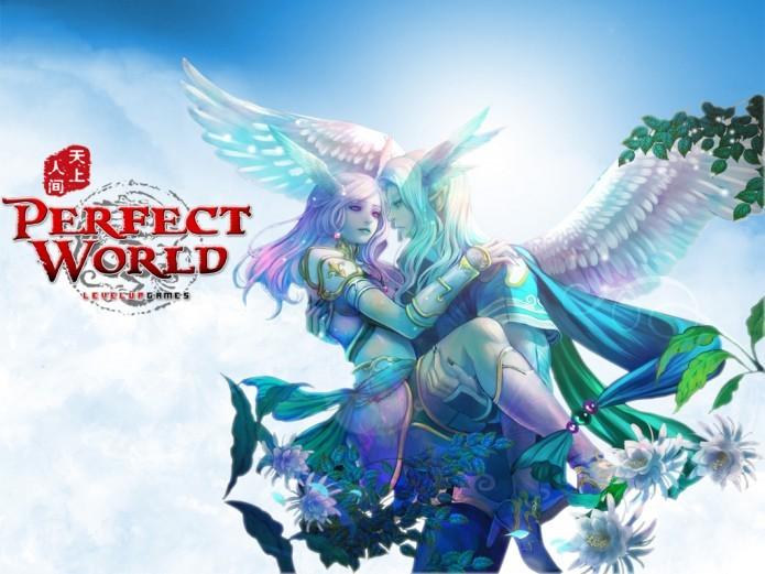 Perfect World atrai o jogador por mostrar elementos da cultura chinesa aliado a boa jogabilidade (Foto: Divulgação)