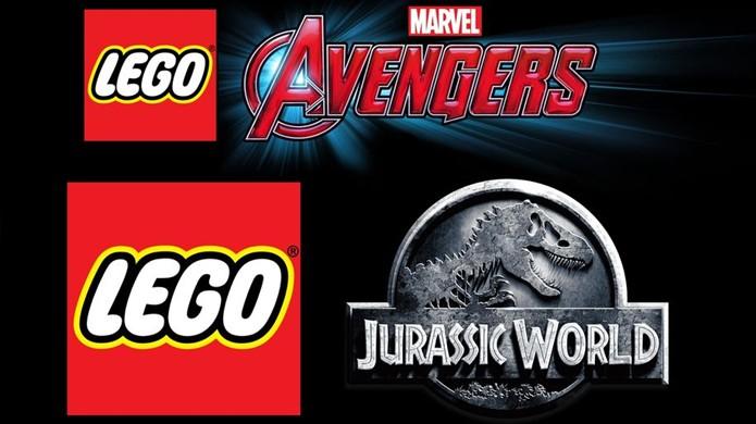 LEGO Vingadores e LEGO Jurassic World prometem ser ótimas adições à série em 2015 (Foto: Polygon)