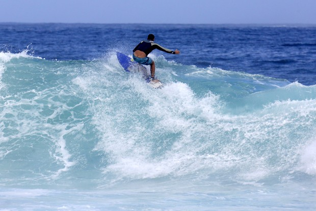 Cauã Reymond (Foto: Dilson Silva / Ag. News)