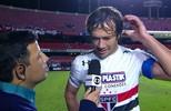 Lugano fala sobre a vitória do São Paulo contra o Avaí