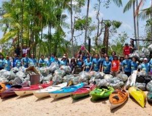 Clean Up Day (Foto: Divulgação)
