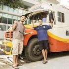 Irmãos argentinos rodam a América em caravana cervejeira (Hans Georg)