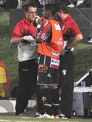 Bruno Tiago, Joinville (Foto: Divulgação / Site oficial do Joinville)