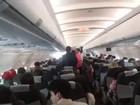Criança se recusa a pôr cinto, e voo do DF para SP atrasa 45 minutos