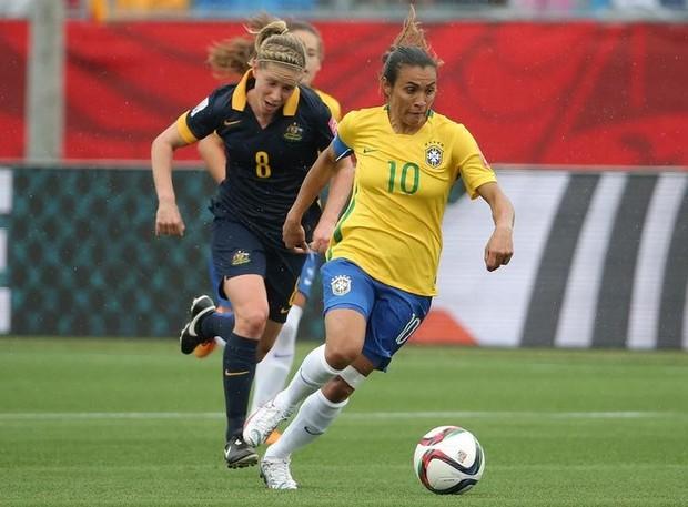 Marta (Foto: Reuters)