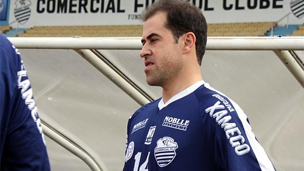 Diretoria aguarda recuperação de Leo Dias para abrir negociação (Foto: Cleber Akamine / Globoesporte.com)