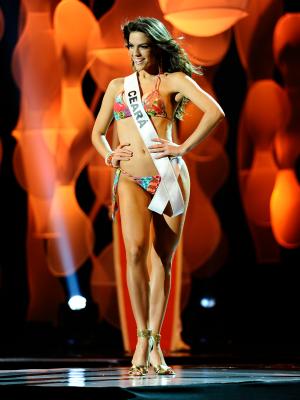 Miss Ceará (Foto: Lucas Ismael/Band/Divulgação)