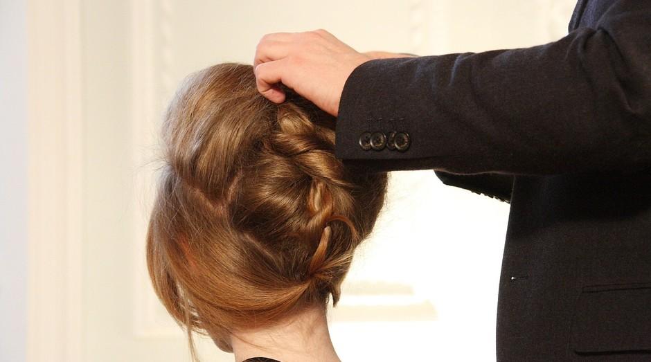 cabelo, mulher, beleza, salão, (Foto: Pixabay)