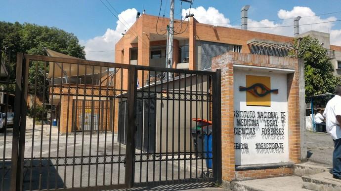 IML Medellín (Foto: Vicente Seda / GloboEsporte.com)