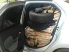 Carro com 897 kg de maconha é apreendido pela PRF em MS