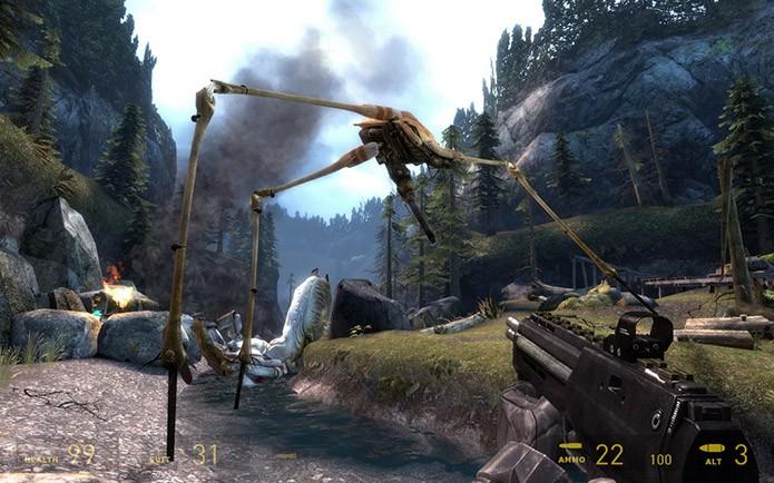 Half Life 2 (Foto: Divulgação)
