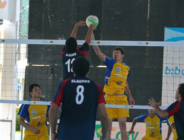 Rondônia torce por classificação na semifinal do Campeonato Brasileiro de Seleções Juvenis de Vôlei (Foto: CBV/Divulgação)