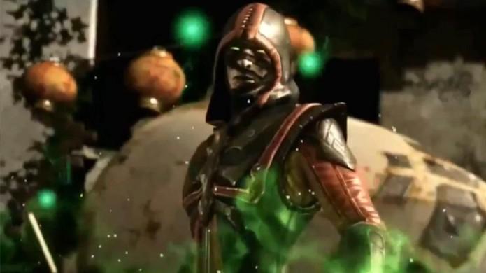 Ermac, o ninja das almas perdidas, é o mais novo lutador confirmado para Mortal Kombat X (Foto: Reprodução/YouTube)