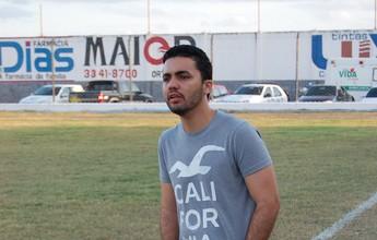 Técnico do Sport Campina destaca boa campanha do clube na 2ª divisão