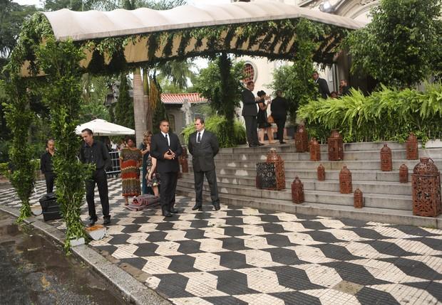 Casamento do Thiaguinho e Fernanda Souza (Foto: Iwi Onodera / Ego)
