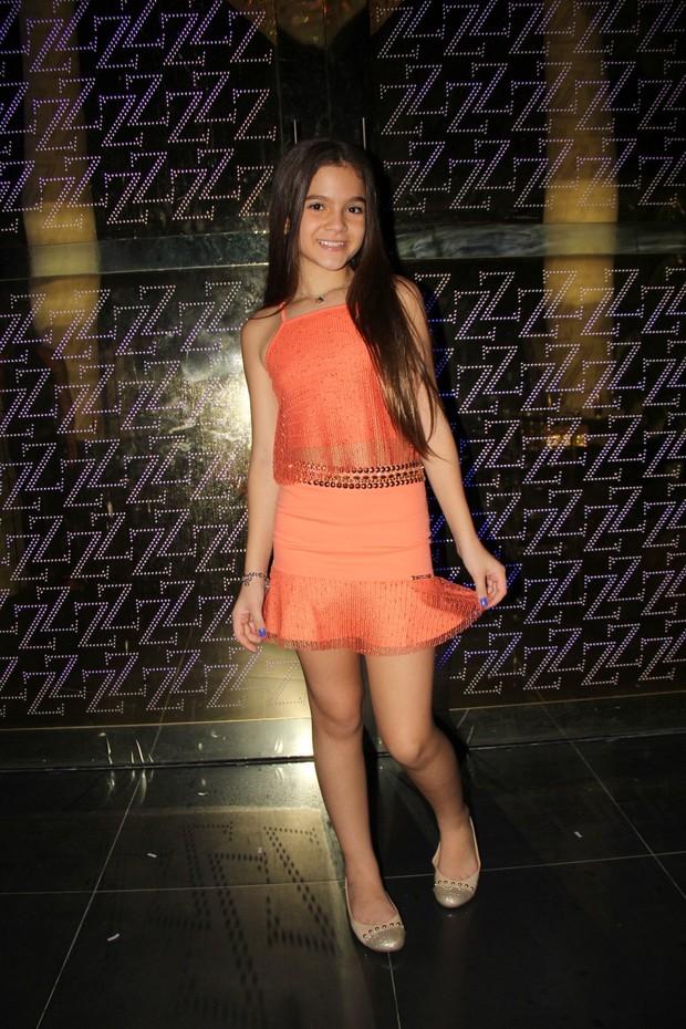 Mel Maia comemora seus 12 anos com festão (Foto: ROGERIO FIDALGO - AGNEWS)