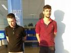 Suspeitos de tentar arrombar caixa eletrônico são presos em Trindade