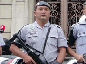 Esposa de policial morto em Santos desabafa sobre a perda do marido