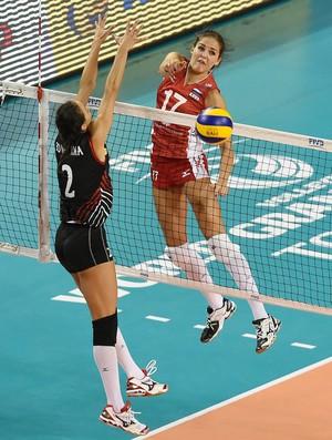 Vôlei feminino Rússia (Foto: Divulgação/FIVB)
