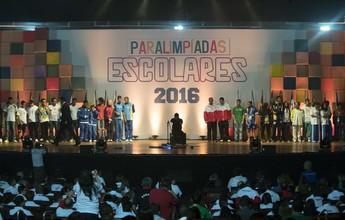 São Paulo confirma favoritismo e leva o penta das Paralimpíadas Escolares