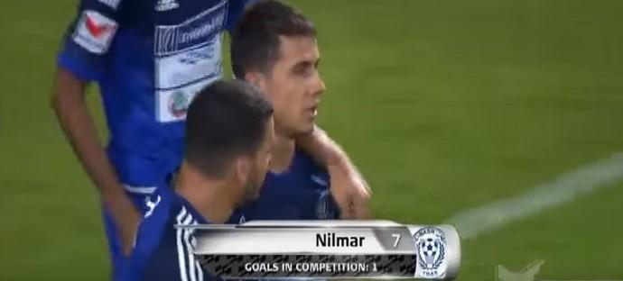 BLOG: Nilmar garante vitória do Al Nasr sobre time de Abel Braga e Thiago Neves
