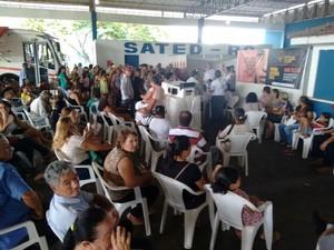 Campanha é nacional, e em RO apenas Ji-Paraná está participando (Foto: Pâmela Fernandes/G1)